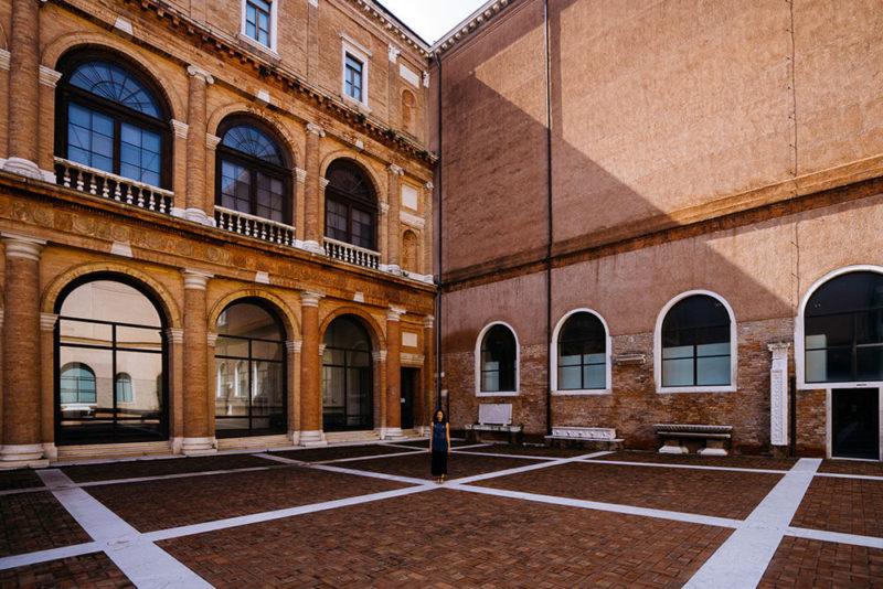 Chiostro Tablino di Andrea Palladio Gallerie dell'Accademia