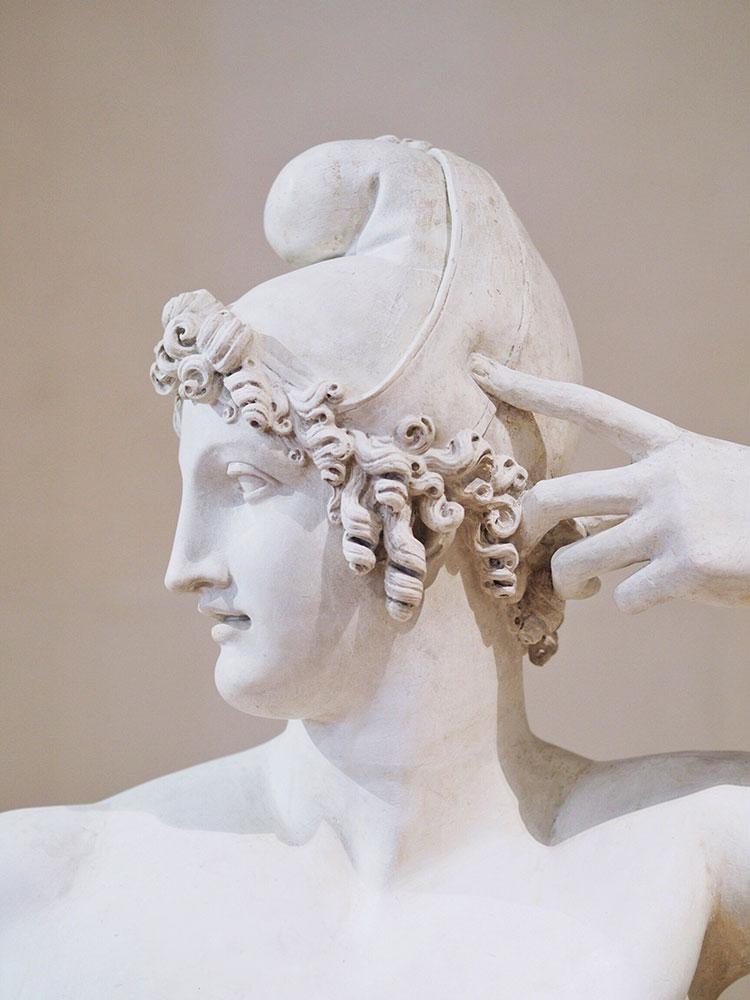 Gallerie dell'Accademia Sculture Canova