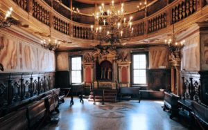 Ghetto Venezia Sinagoga