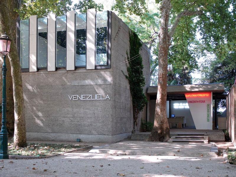 Carlo Scarpa - Biennale di Venezia