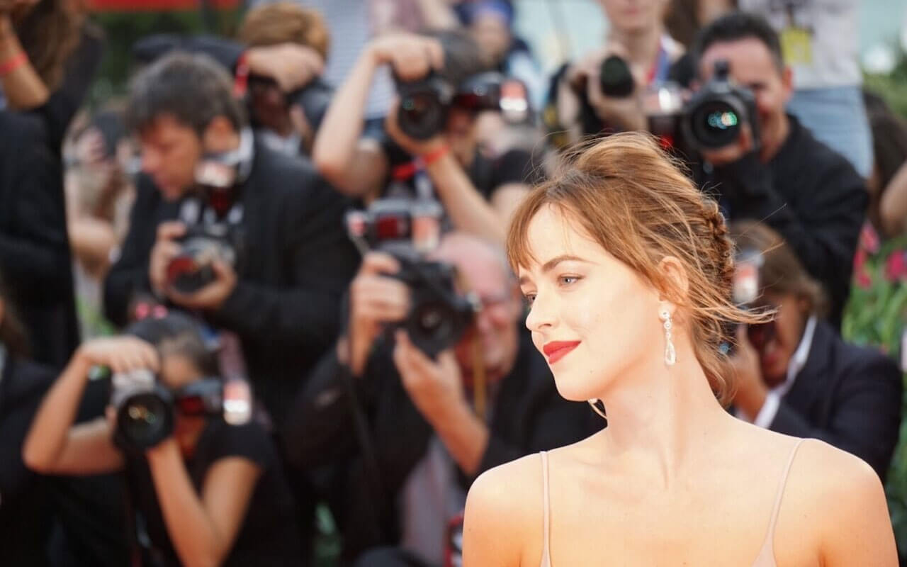 Dakota Johnson Venezia72 ph Elena Tubaro