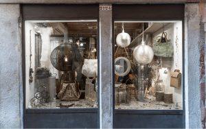 Scopri il design a Venezia con il Mercante di Sabbia