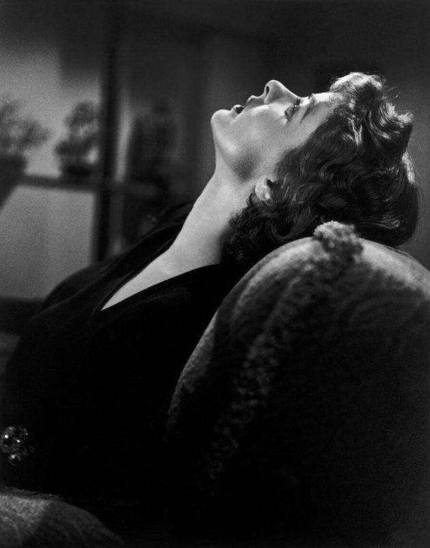 Robert Capa - Ingrid Bergman
