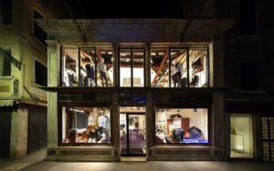 Gas Venezia per Venice Fashion Night tra arte, moda e denim