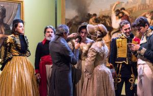 Vivi il tempo di Canova e Hayez a Venezia alle Gallerie dell'Accademia