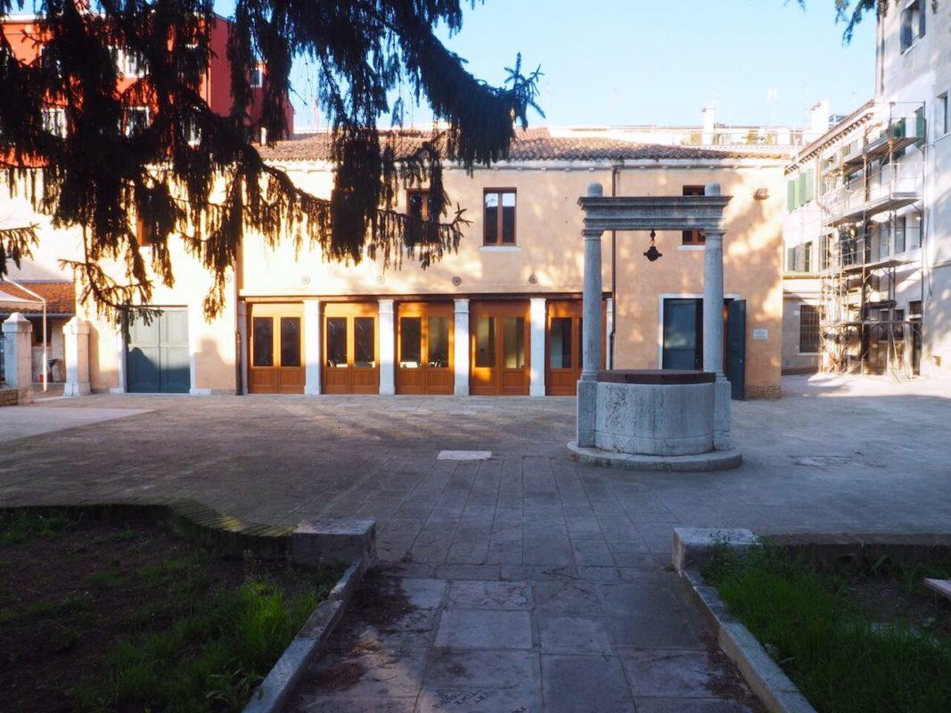 giardino mistico Venezia Foto marco valmarana