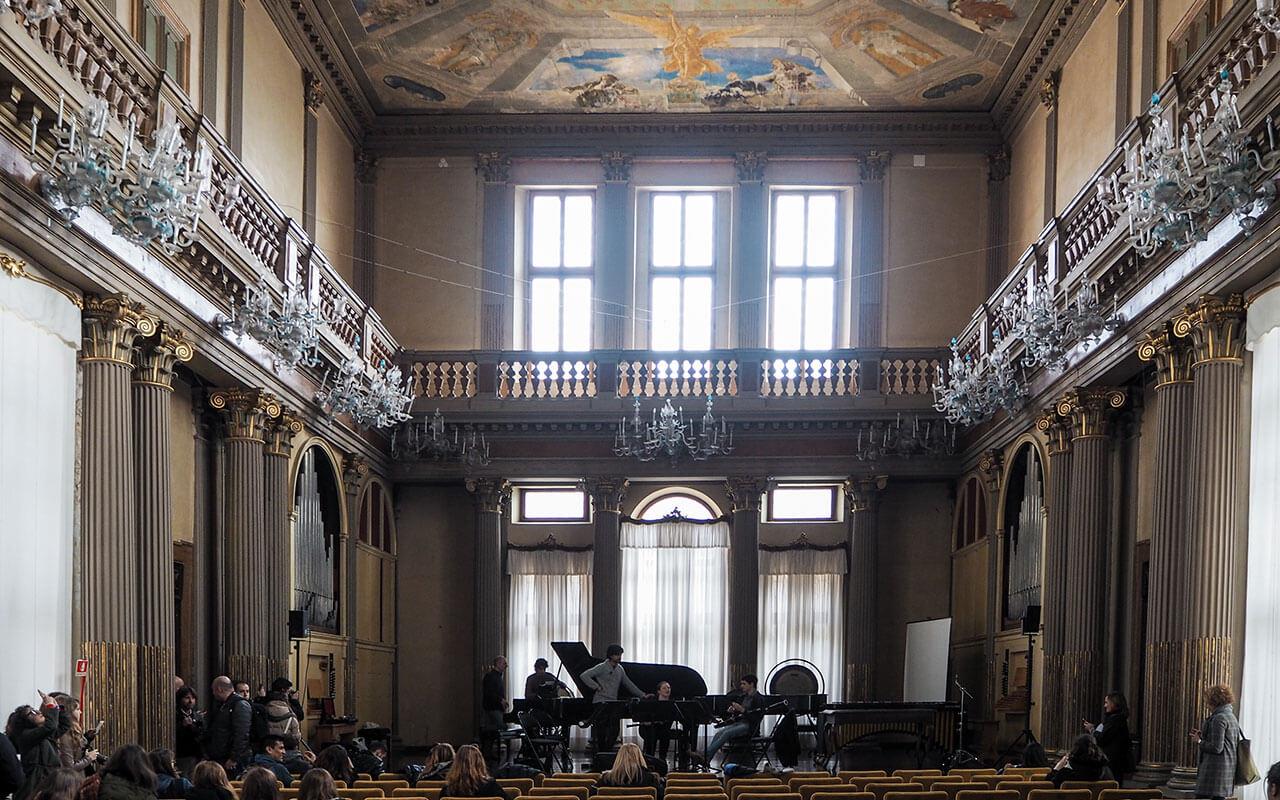 Conservatorio Benedetto Marcello concerto