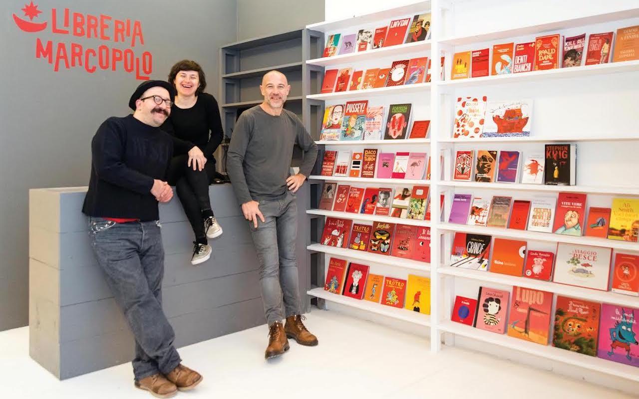 La Libreria Marco Polo apre alla Giudecca