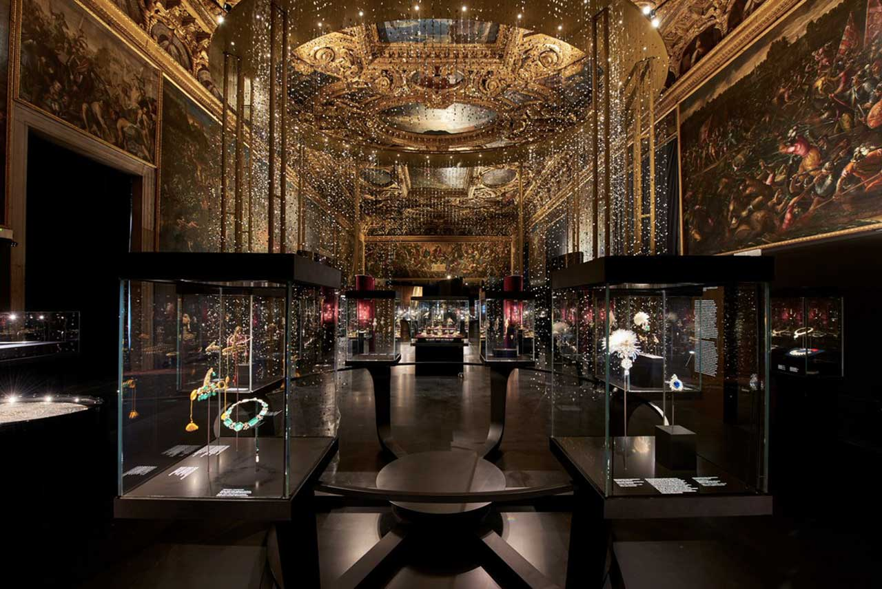 Tesori dei Moghul e dei Maharaja a Venezia