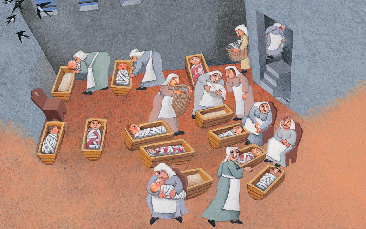 storie di bambini illustrazioni letizia galli