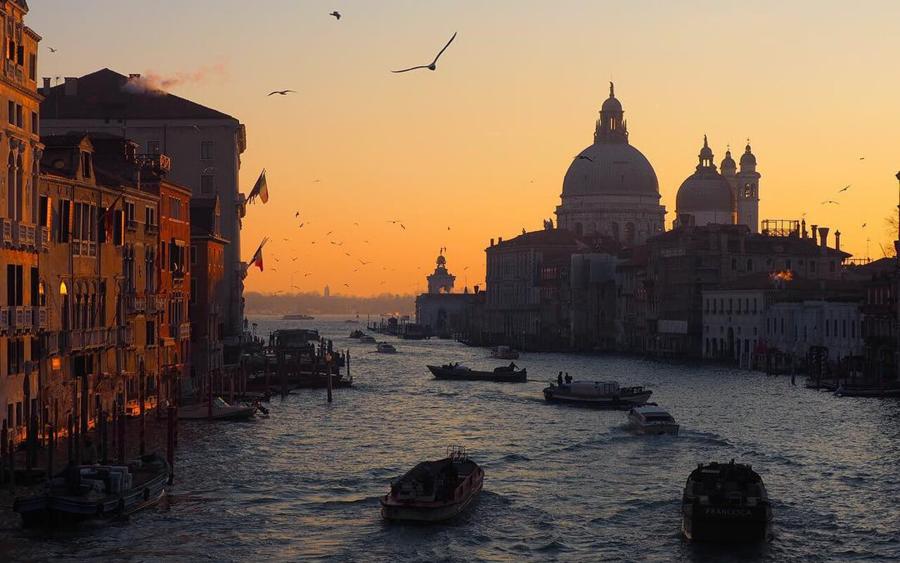 10 places in Venice where to take photographs for Instagram