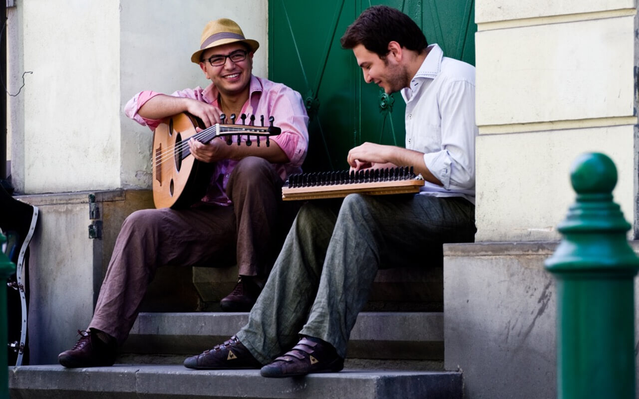 Etnoborder - Amine & Hamza