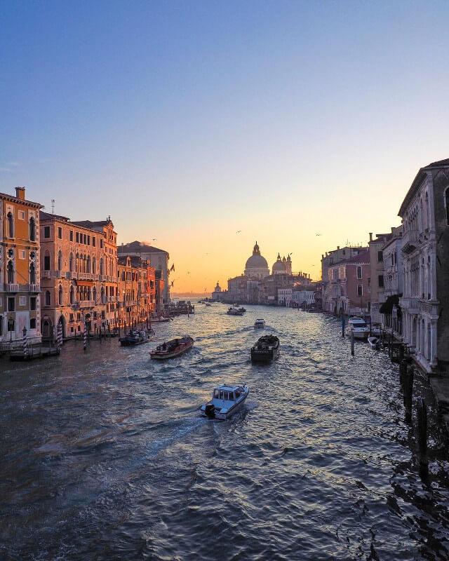 Ponte dell'Accademia-Lorenzo Cinotti