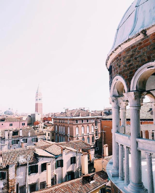 Scala del Bovolo -Lorenzo Cinotti