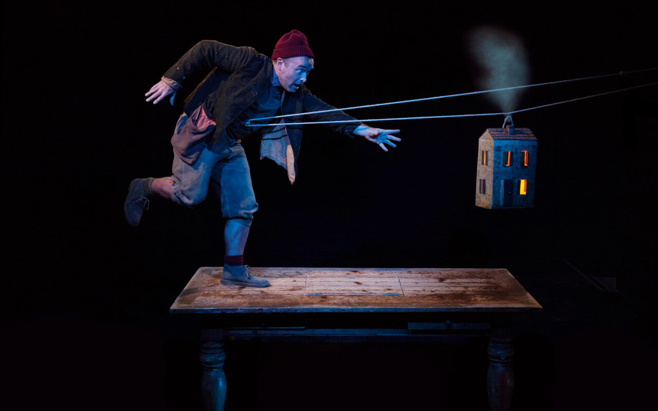 Sprint Time - Teatrino Groggia