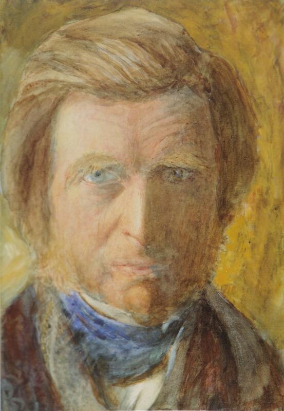 Pietre di Venezia - Ruskin ritratto