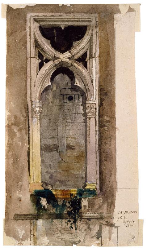 Pietre di Venezia - Ruskin opera
