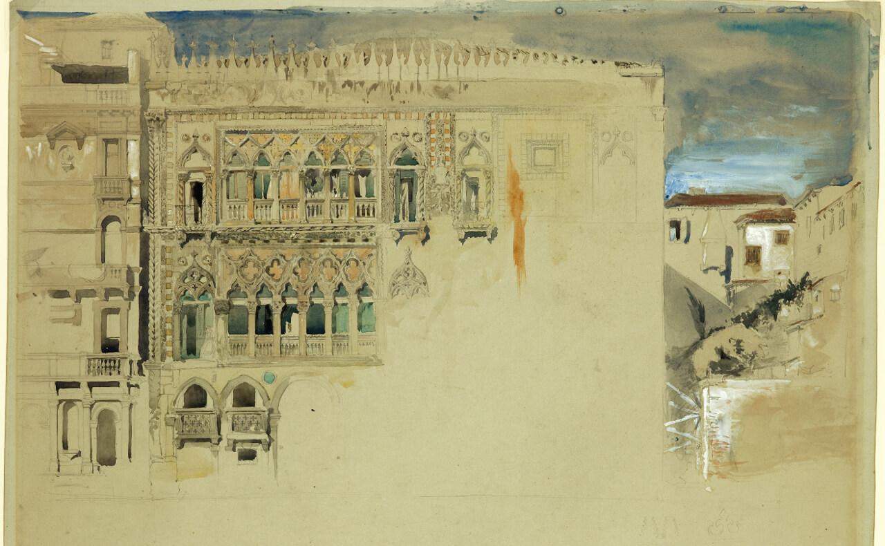 Pietre di Venezia - Ruskin