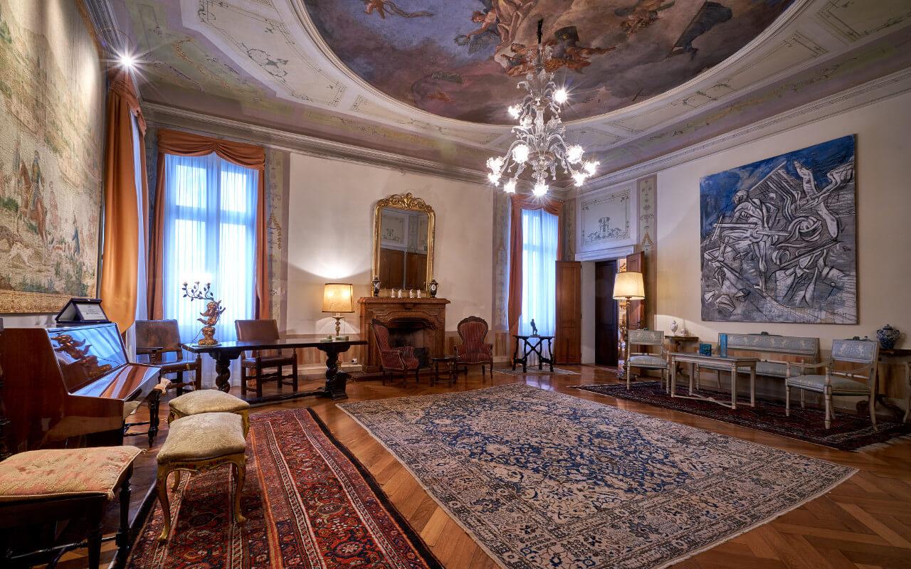 Interno Palazzo Marin - Ph. Roberto Rosa