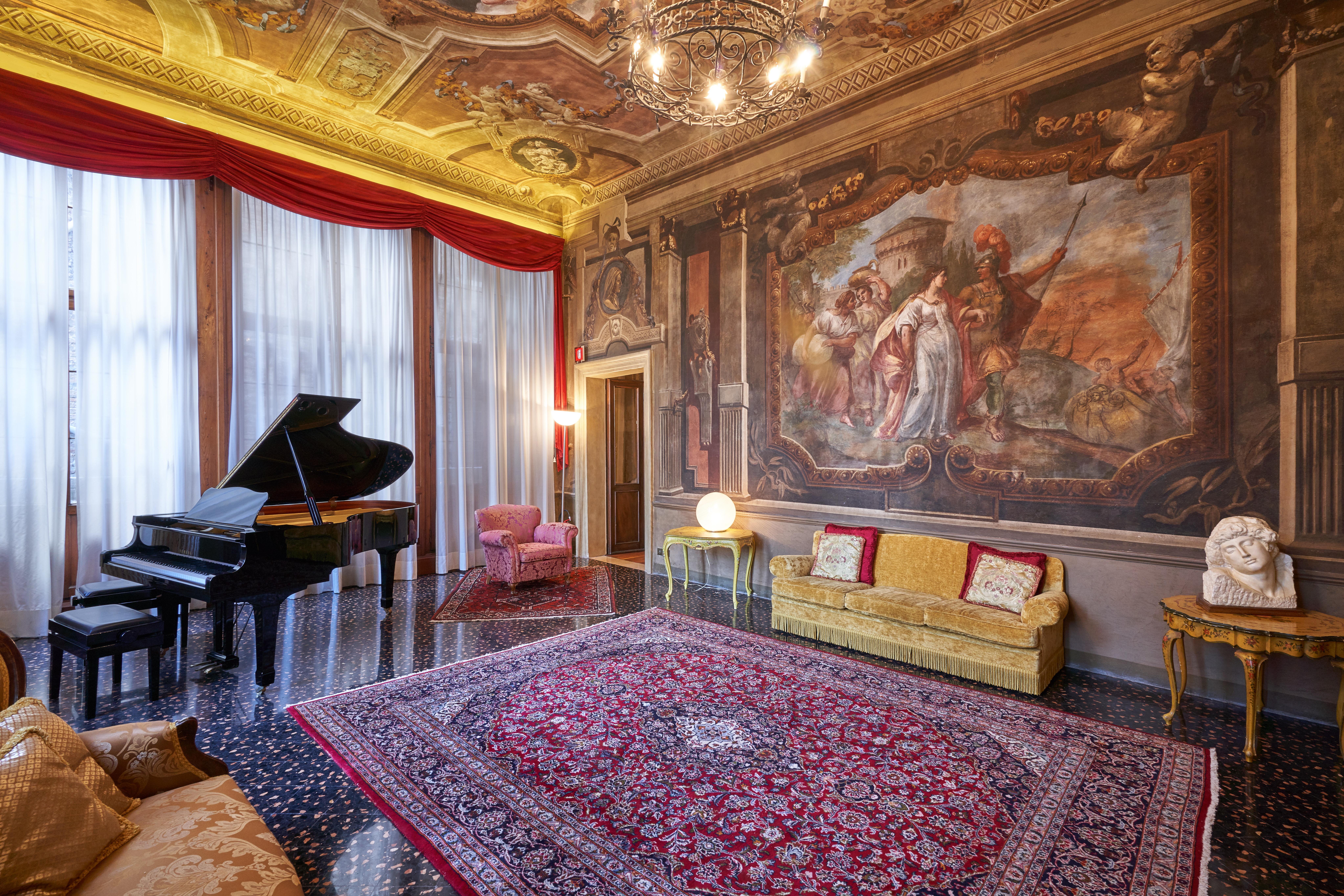 Pianoforte2 Palazzo Marin - Ph. Roberto Rosa