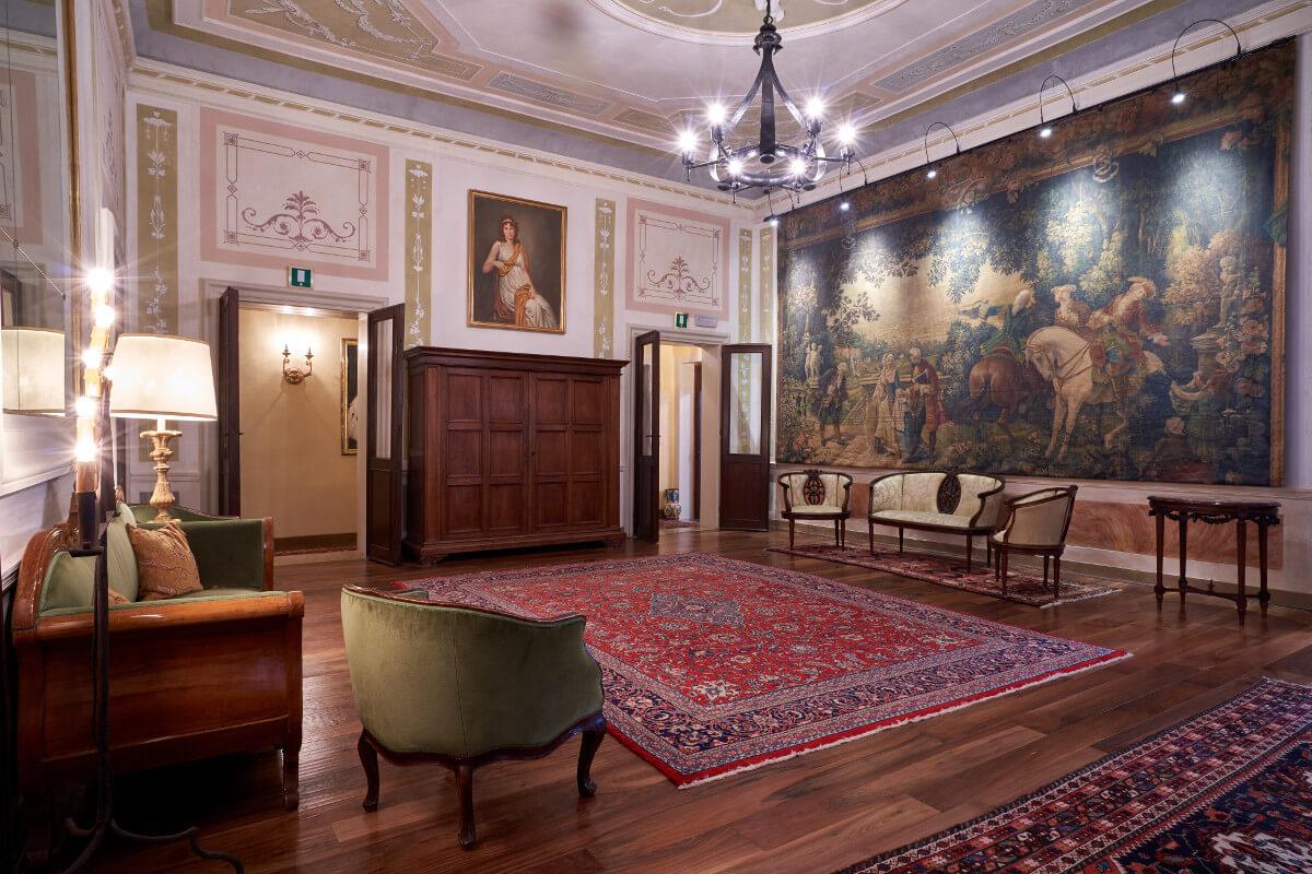Tappeti Palazzo Marin - Ph. Roberto Rosa