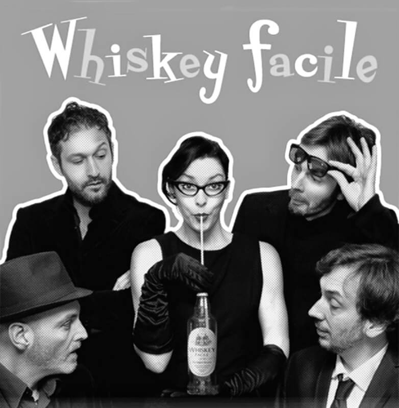 Whiskey facile