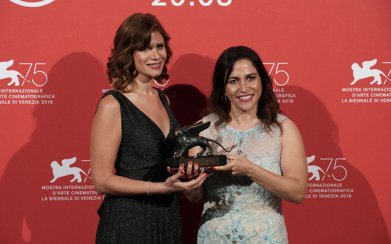 Ph Cristina Di Bella Veneziadavivere Venezia75 Cinema2018 Premiazioni
