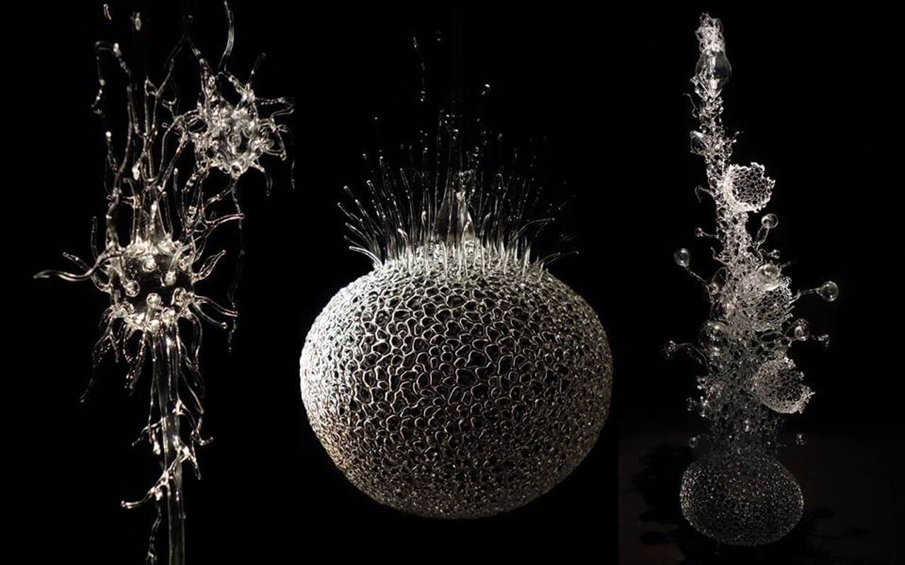 The Venice Glass Week - Kim Kototamalune al Museo di Storia Naturale