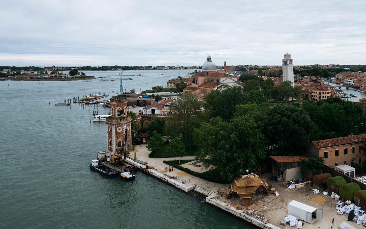 Come immagini Venezia nel futuro? Giampietro Gagliardi, Generazione '90 Venezia