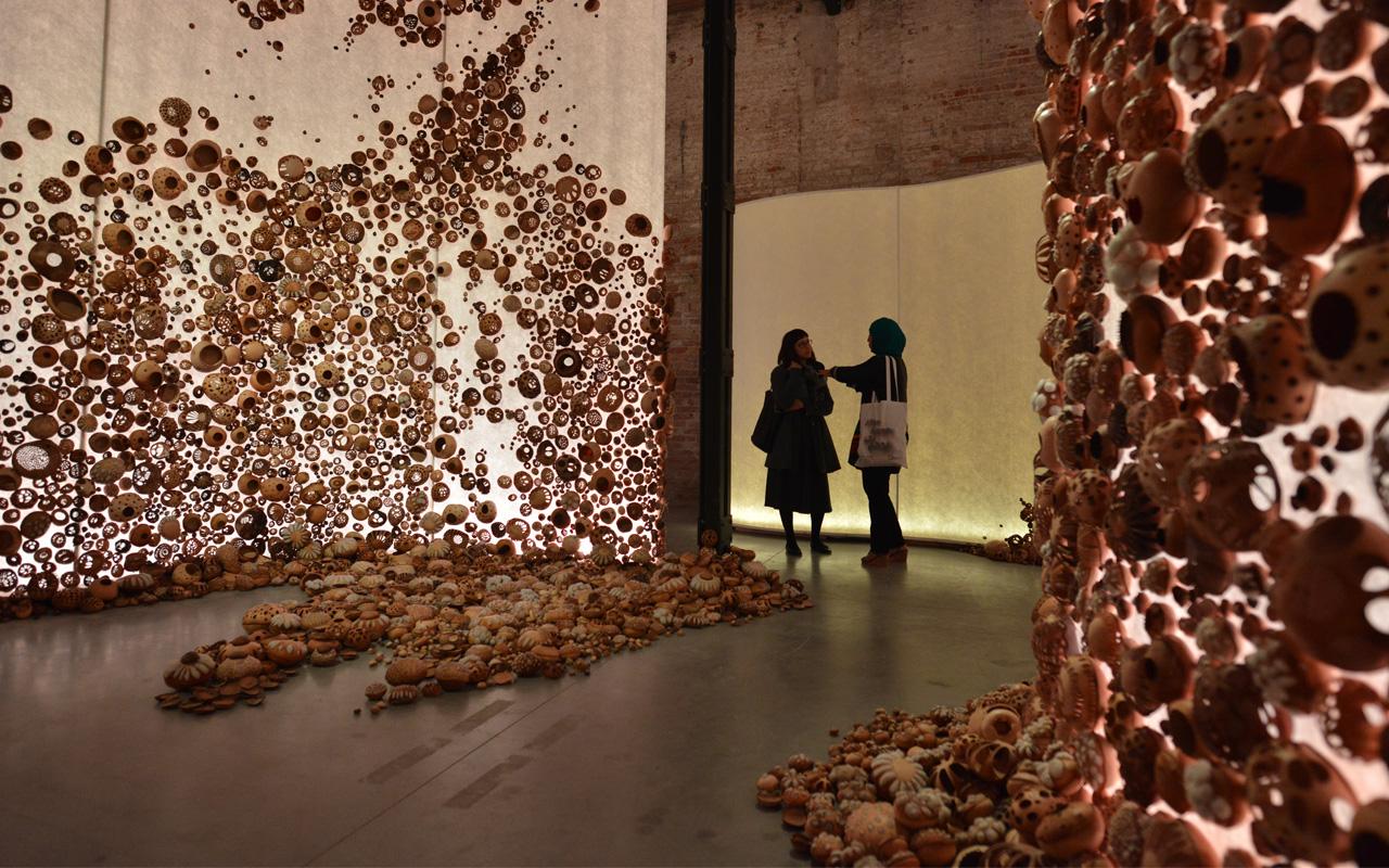 Lorenzo Bettio per Biennale