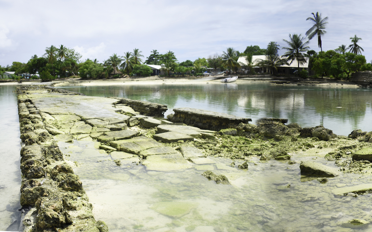 Padiglione Kiribati