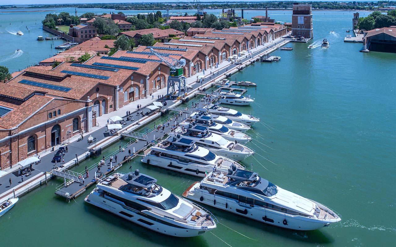 Il Salone Nautico di Venezia: l'arte navale tra passato e futuro