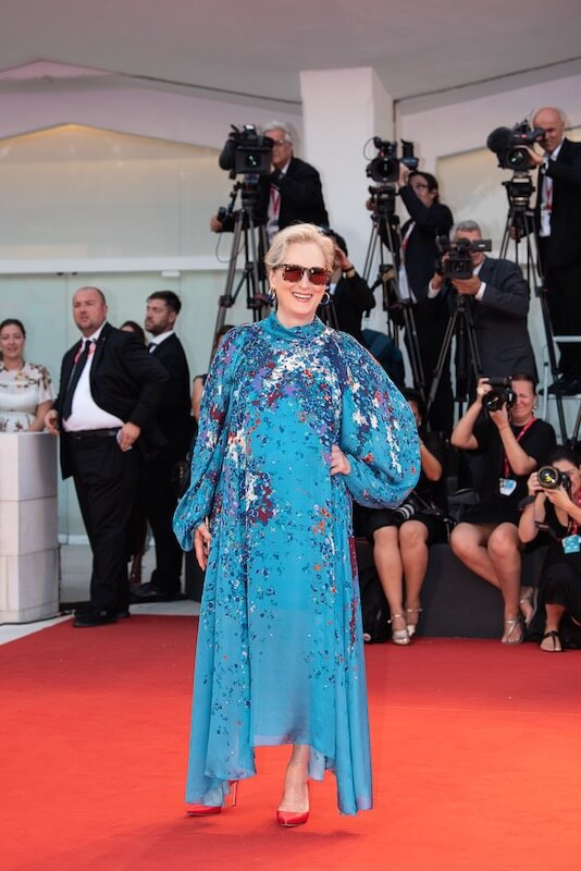 Rossana Viola_Meryl Streep