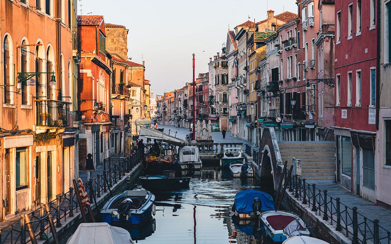 Come immagini Venezia nel futuro? Antonio Rosa Salva