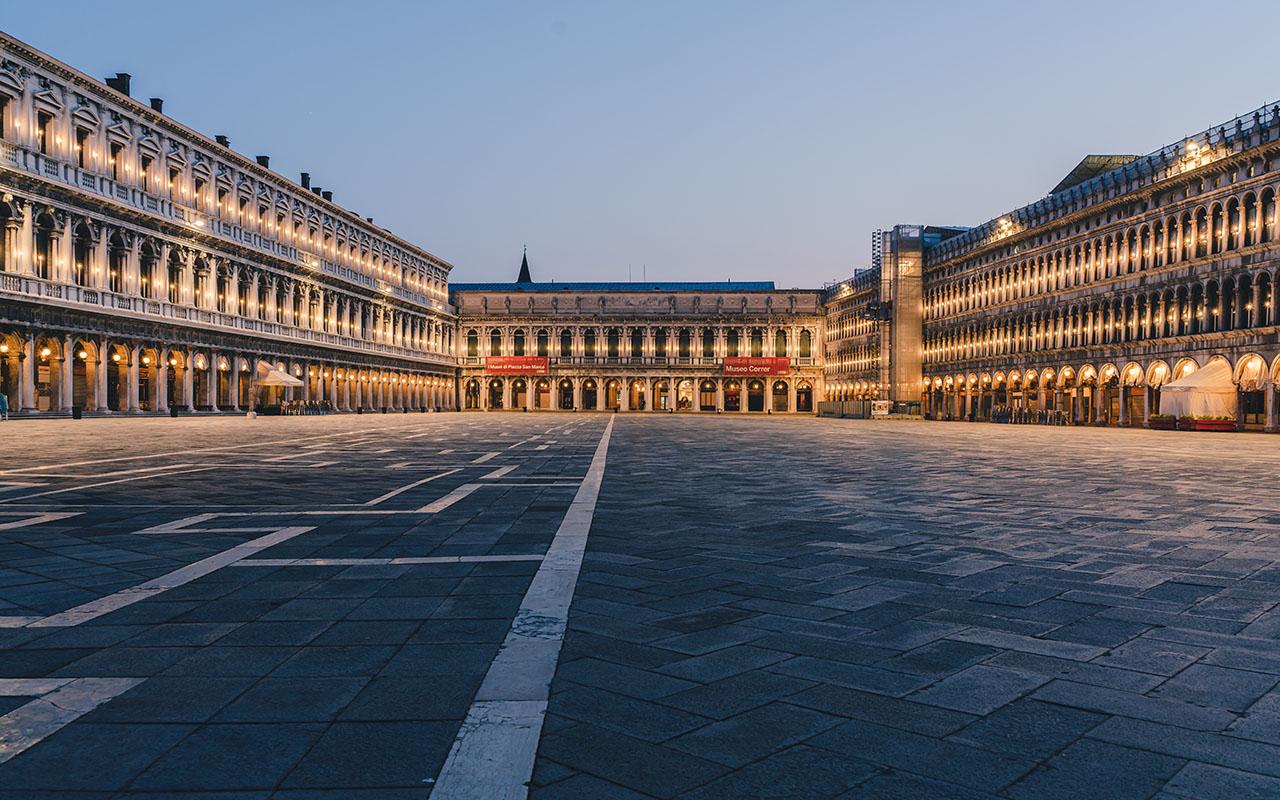 Piazza San Marco ph Settimo- Cannatella