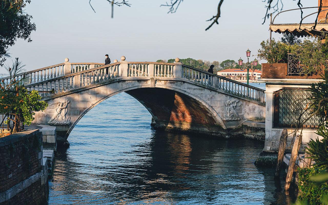 Come immagini Venezia nel futuro? Adele Re Rebaudengo, Venice Gardens Foundation
