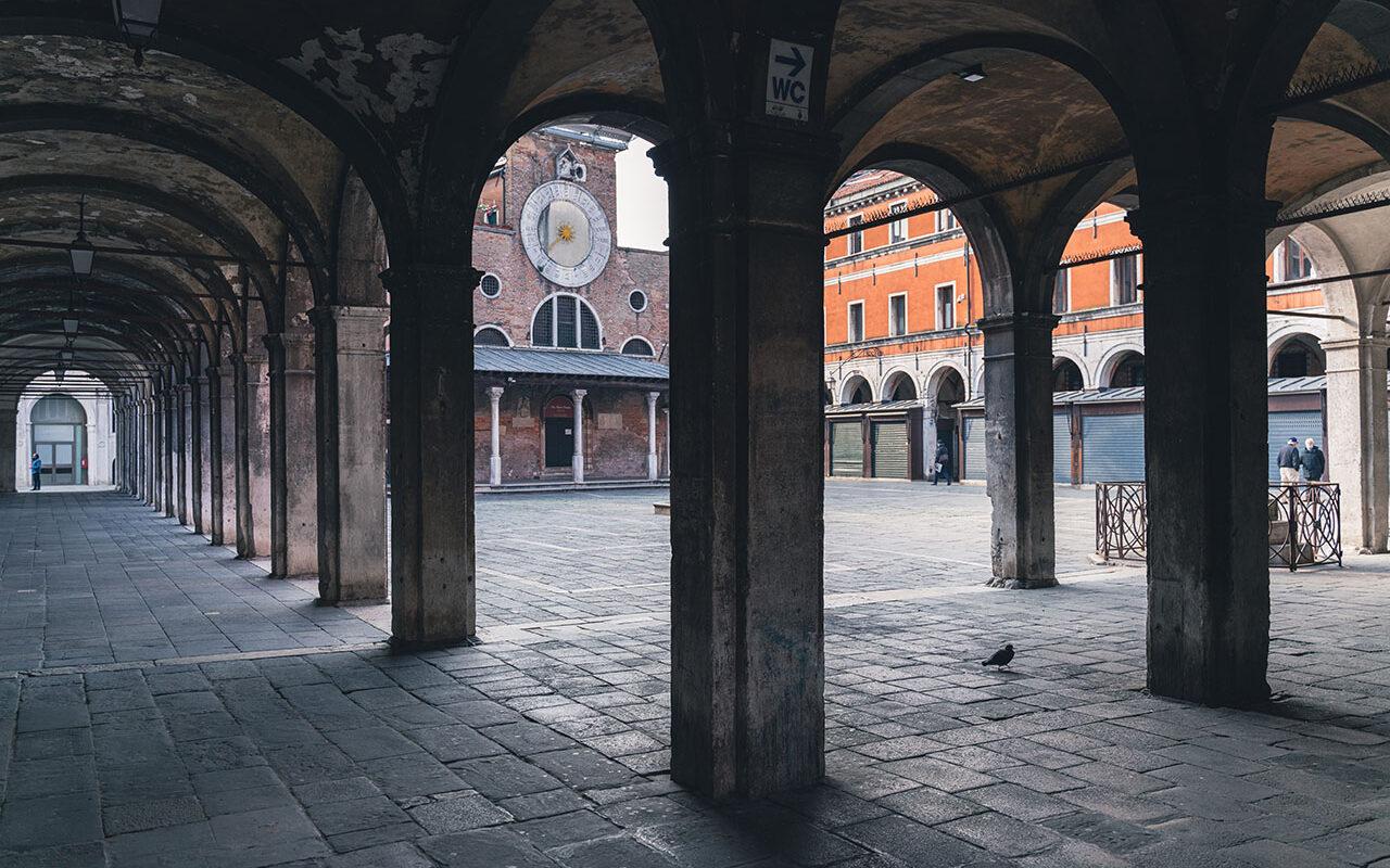Come immagini Venezia nel futuro? Alfredo Bianchini, Presidente della Fondazione Vedova