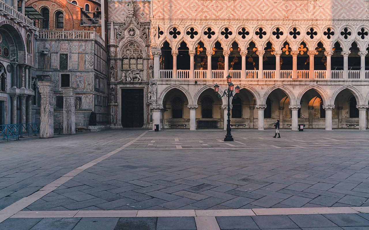 Come immagini Venezia nel futuro? Inti Ligabue, imprenditore