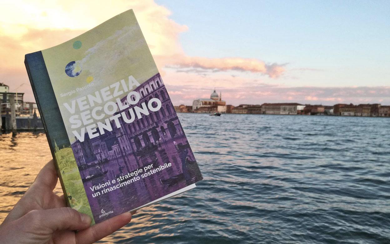 Come immagini Venezia nel futuro? Sergio Pascolo, architetto