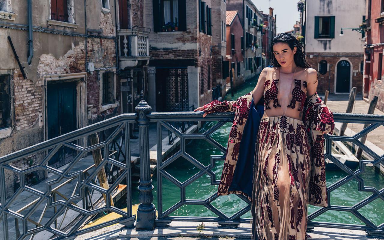 Venice Fashion Week Digital. Moda e artigianato per la città slow