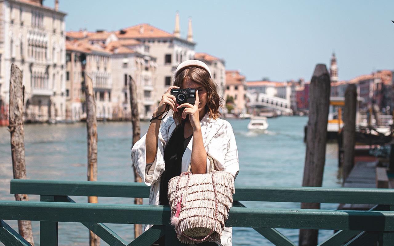 Teo D'Amar Foto @ItsMartaEffe per Venice Fashion Week 2020