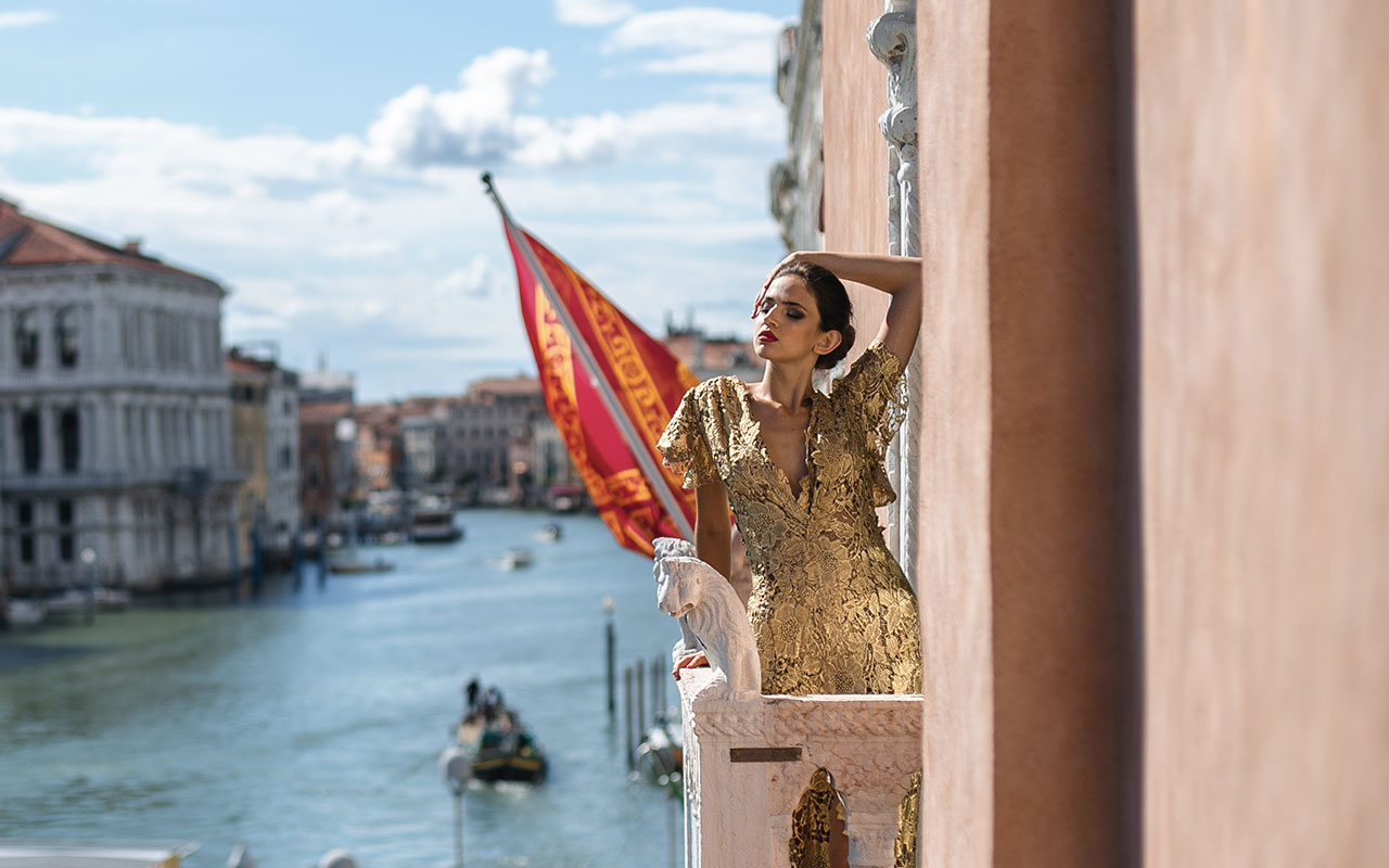 Venice Fashion Week Digital celebra i 1600 anni di Venezia