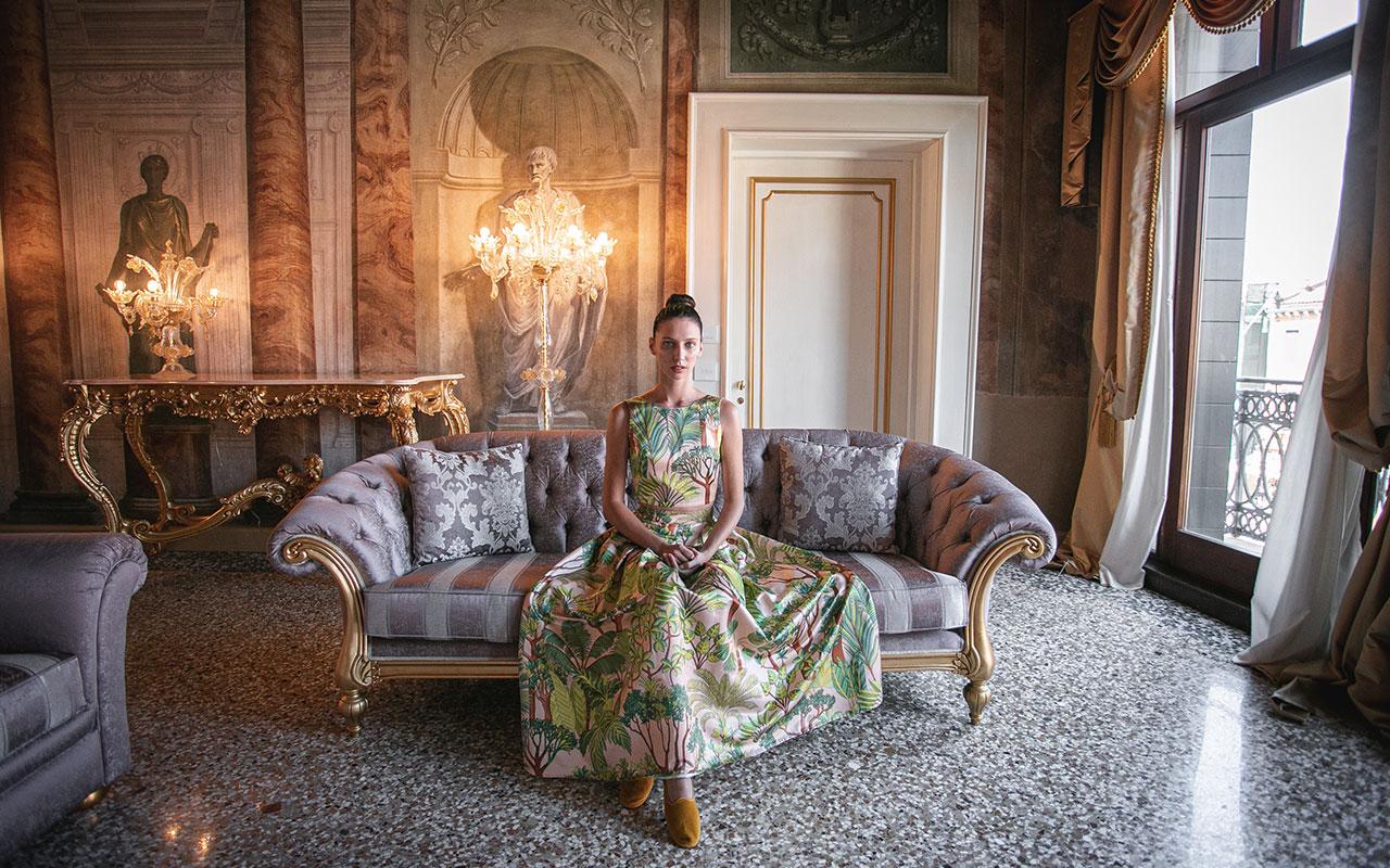 Ca' Bonfadini Hotel tra storia veneziana e ricchezze inaspettate