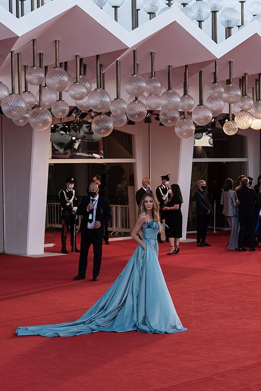 Red Carpet del 3 Settembre 2020 Ph. Rossana Viola - 77ma Mostra del Cinema di Venezia