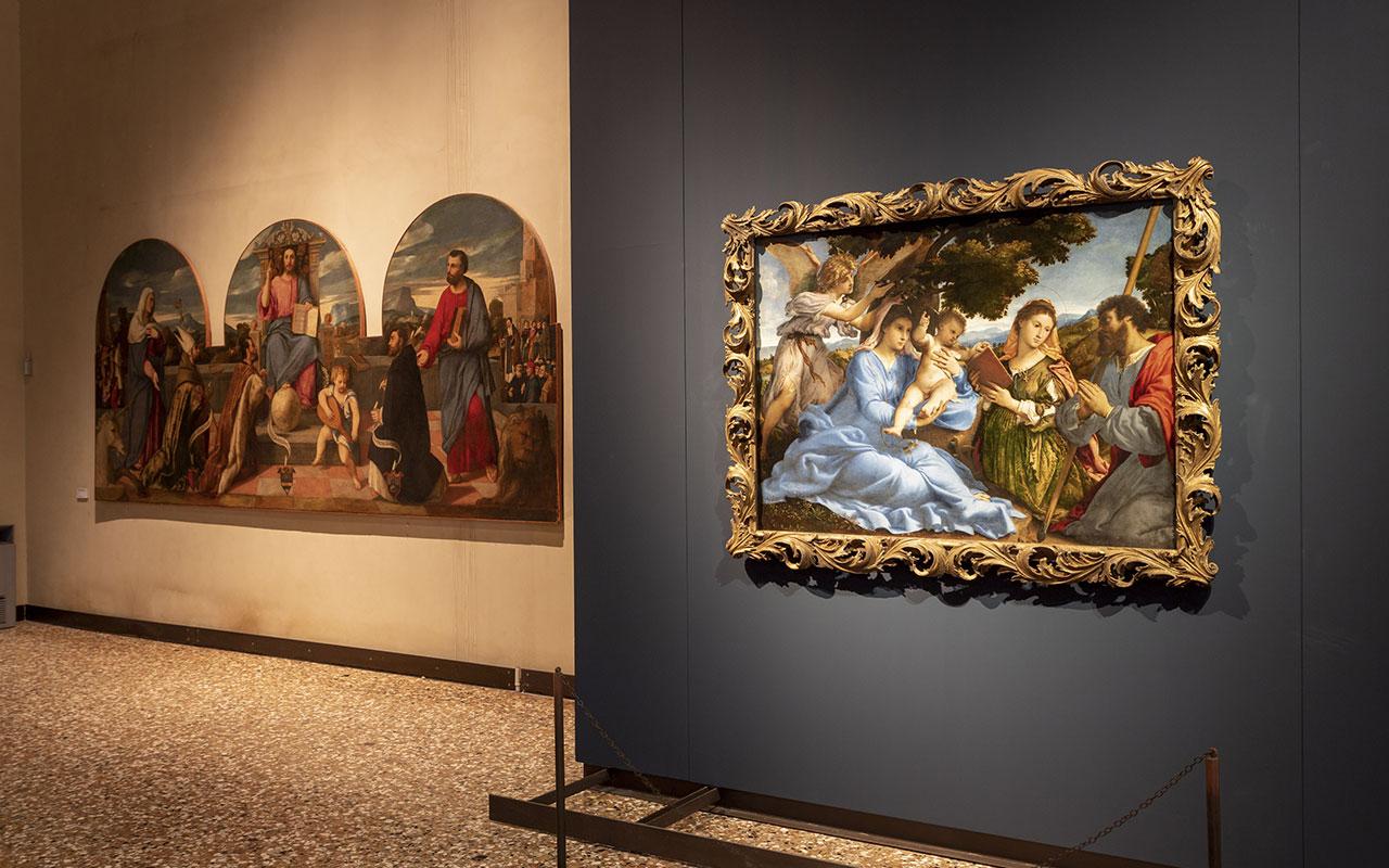 """©G.A.VE Archivio fotografico –foto Intraprese fotografiche, 2020 """"su concessione del Ministero dei beni e delle attività culturali e del turismo -Gallerie dell'Accademia di Venezia"""""""
