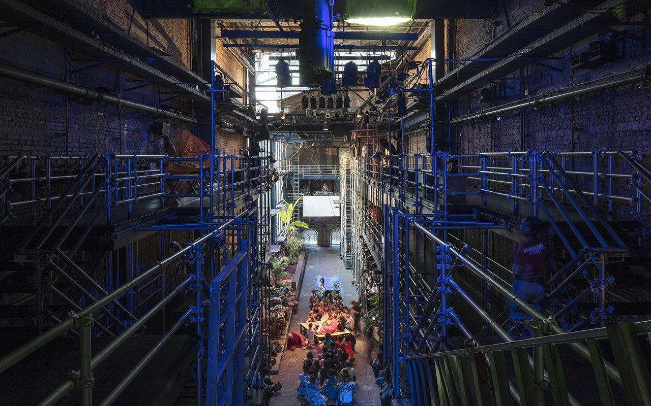 Lina Bo Bardi - Teatro Oficina - photo by Leonardo Finotti