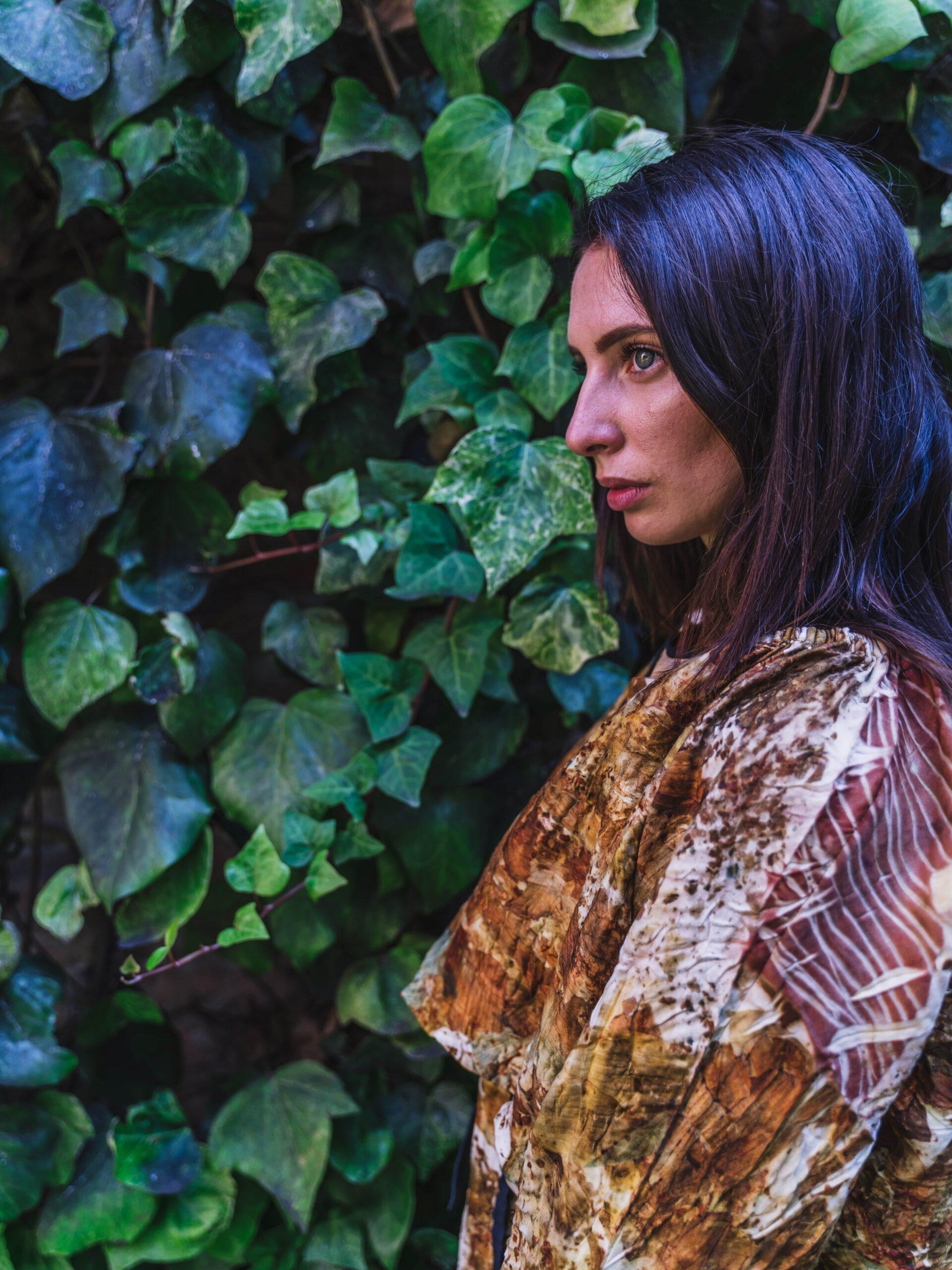 Alessandra Micolucci at Querini Stampalia @Seventhsoul di VeniceFashionWeek